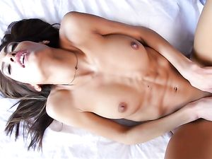 Busting A Big Nut After Fucking A Fit Hottie