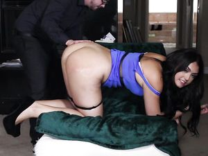 Lustily Rimmed Teenager Wants That Hard Anal Sex