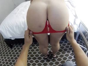 Beautiful Young Escort Has POV Hotel Sex