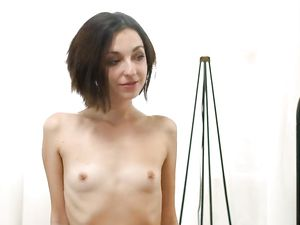 Erotic Anal Beauty Is Skinny And So Fuckable