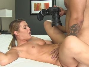 Spinner With A Hot Ass Has Amazing Doggystyle Sex
