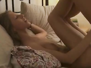 Fucking His Flawless Body Teen Girlfriend Hardcore