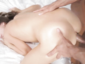 Innocent Teenager Is Quite The Anal Slut For Him