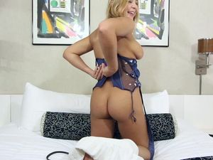 Beautiful Curves Make Fucking Blair Williams A Thrill