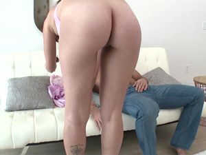 Losing Her Anal Virginity To His Big Dick