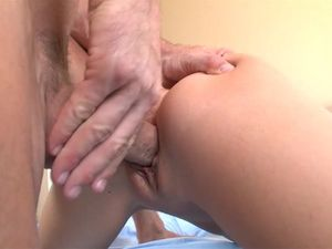 Face Down Fucking Of A Leggy Teen Cock Craver