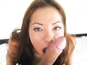 Morgan Lee Is Your POV Cocksucker And Fuck Slut