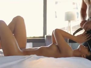 Horny Sara Luvv Rides Cock After An Erotic Rubdown