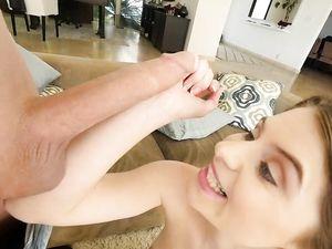 Princess Getting A Boyfriend's Throbbing Prick